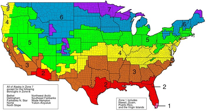 Pest Control Blog Paul Hardy The Pest Control Expert - Us termite map