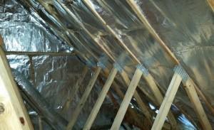 Deron's attic